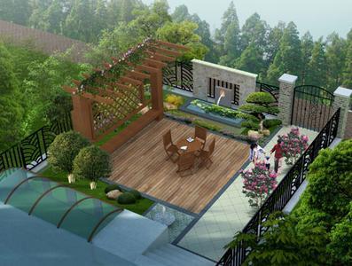 别墅围墙栏杆与大门怎样设计搭配